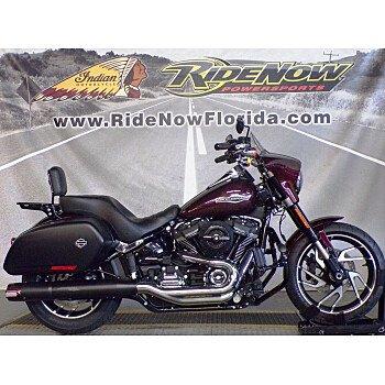 2019 Harley-Davidson Softail Sport Glide for sale 201007837
