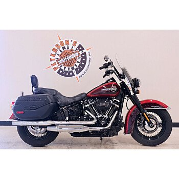 2019 Harley-Davidson Softail Heritage Classic 114 for sale 201051235