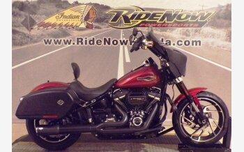 2019 Harley-Davidson Softail Sport Glide for sale 201054022