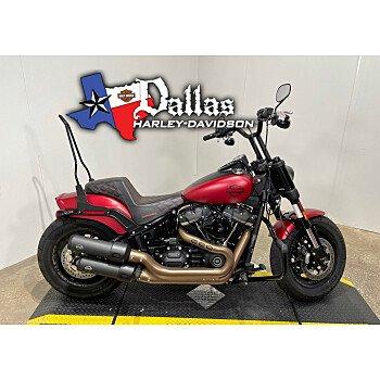2019 Harley-Davidson Softail Fat Bob 114 for sale 201094658