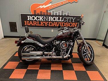 2019 Harley-Davidson Softail Low Rider for sale 201123104