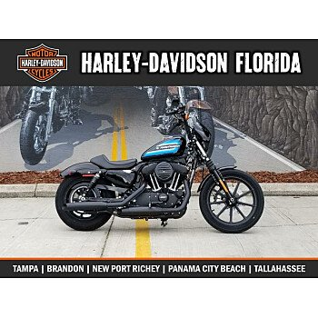 2019 Harley-Davidson Sportster Iron 1200 for sale 200756204
