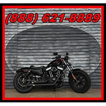2019 Harley-Davidson Sportster Forty-Eight for sale 200898981