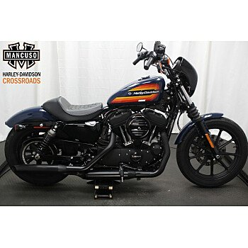 2019 Harley-Davidson Sportster Iron 1200 for sale 200922575