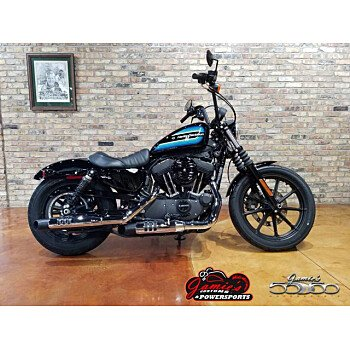 2019 Harley-Davidson Sportster Iron 1200 for sale 200983217