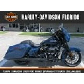 2019 Harley-Davidson Touring Street Glide Special for sale 200622126