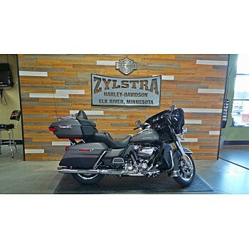 2019 Harley-Davidson Touring Ultra Limited for sale 200669538