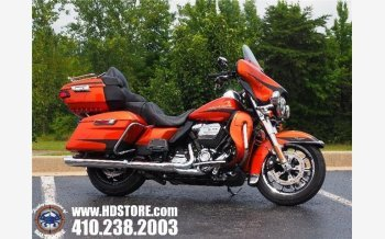 2019 Harley-Davidson Touring Ultra Limited for sale 200783920