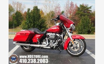 2019 Harley-Davidson Touring Street Glide for sale 200831986