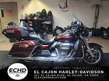 2019 Harley-Davidson Touring Electra Glide Ultra Classic for sale 200910980