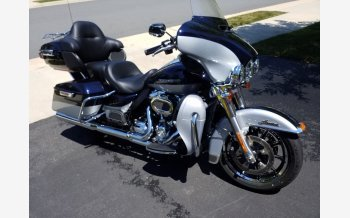 2019 Harley-Davidson Touring Ultra Limited for sale 200950093