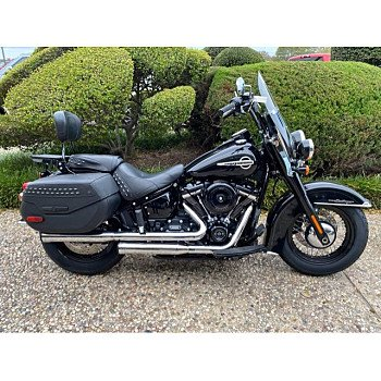 2019 Harley-Davidson Touring Heritage Classic for sale 200995284