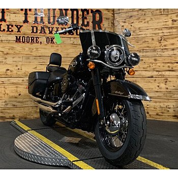 2019 Harley-Davidson Touring Heritage Classic for sale 201109006