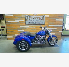 2019 Harley-Davidson Trike Motorcycles for Sale ...