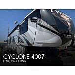 2019 Heartland Cyclone 4007 for sale 300296164
