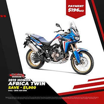 2019 Honda Africa Twin for sale 200713911