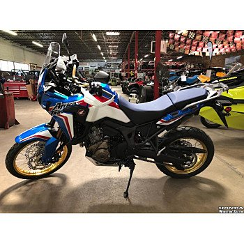 2019 Honda Africa Twin for sale 200726334