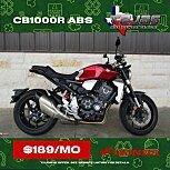 2019 Honda CB1000R for sale 201040105