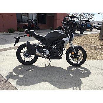 2019 Honda CB300R for sale 200620138