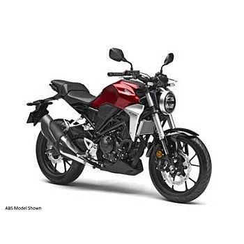 2019 Honda CB300R for sale 200657517