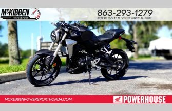 2019 Honda CB300R for sale 200617368
