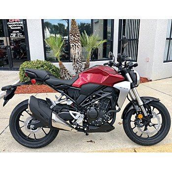 2019 Honda CB300R for sale 200620933