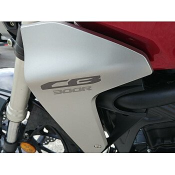 2019 Honda CB300R for sale 200629104