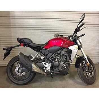 2019 Honda CB300R for sale 200657517