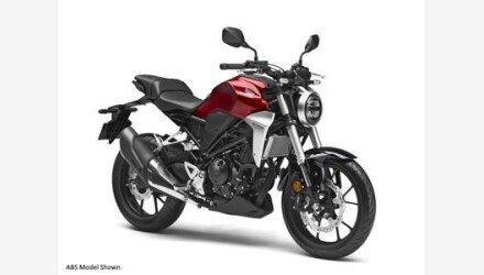 2019 Honda CB300R for sale 200707534