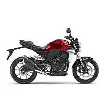 2019 Honda CB300R for sale 200748629