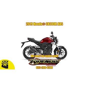 2019 Honda CB300R for sale 200808454