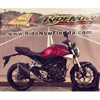 2019 Honda CB300R for sale 201174683