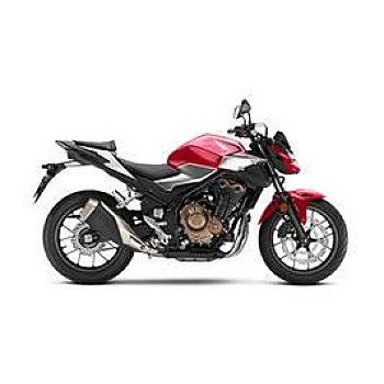 2019 Honda CB500F for sale 200731016
