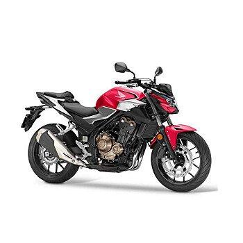 2019 Honda CB500F for sale 200756632