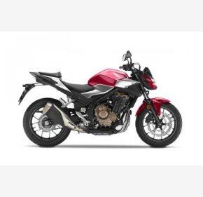 2019 Honda CB500F for sale 200819096