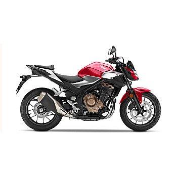 2019 Honda CB500F for sale 200832124