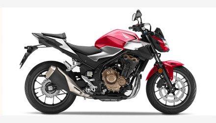 2019 Honda CB500F for sale 200832129