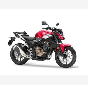 2019 Honda CB500F for sale 200950030