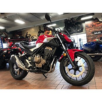 2019 Honda CB500F for sale 201065071