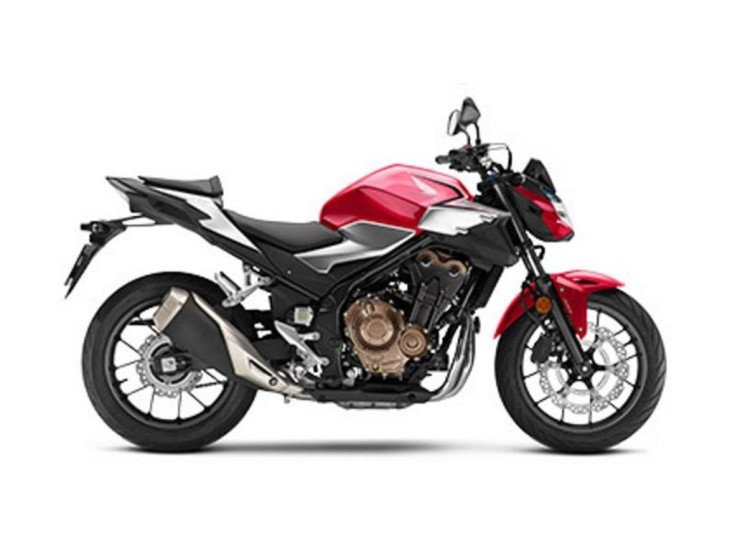 2019 Honda CB500F for sale 201072000