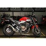 2019 Honda CB500F ABS for sale 201098812