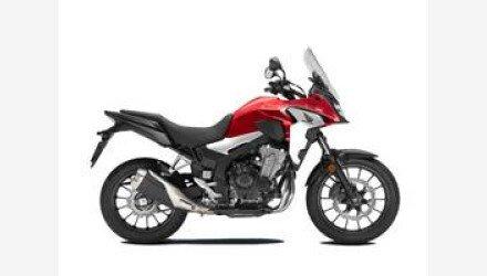2019 Honda CB500X for sale 200780282