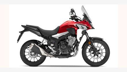 2019 Honda CB500X for sale 200832131