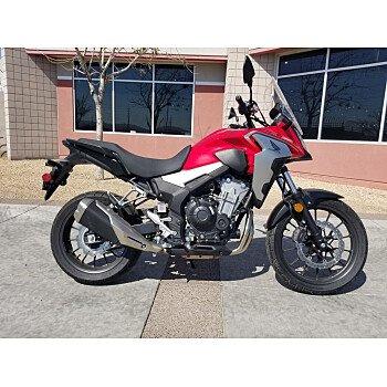 2019 Honda CB500X for sale 201158396