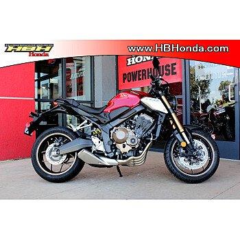 2019 Honda CB650R ABS for sale 200803764