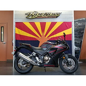 2019 Honda CBR300R for sale 200697160