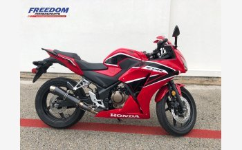 2019 Honda CBR300R for sale 201029336
