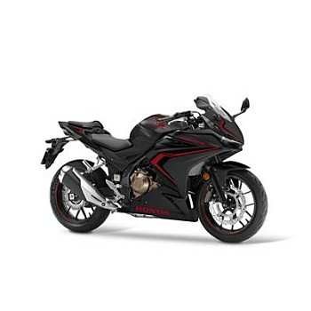 2019 Honda CBR500R for sale 200696557
