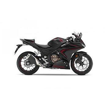 2019 Honda CBR500R for sale 200730322