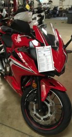 2019 Honda CBR500R for sale 200755900